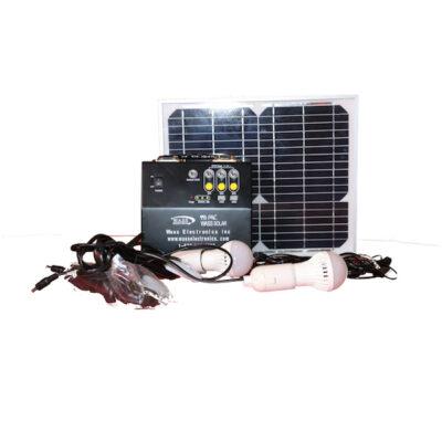 WASS Electrconics Solar Kit - Solar Charging Station